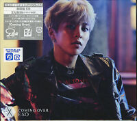 EXO-COMING OVER (XIUMIN VER.)-JAPAN CD Ltd/Ed C94