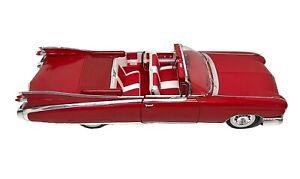 MAISTO 1959 CADILLAC ELDORADO BIARRITZ 1:12 SCALE MODEL CAR - ORIGINAL BOX