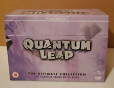 Quantum Leap The Ultimate Collection Complete Series 27-Dvd Box Set