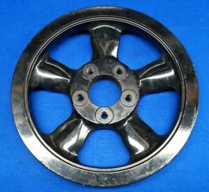 Genuine Harley Dyna Switchback FLD Low Rider 66T 25mm Belt Drive Pulley 2008-17