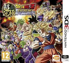 Dragon Ball Z Extreme Butoden Nintendo 3DS juego PAL España completo 2DS