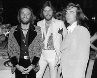 Bee Gees 1975 20th Anniversary 8x10 Photo Print Artist Musician Collectible (A4)