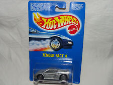 Voiture miniature Mattel Hot Wheels-ZENDER FACT 4
