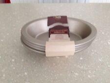 Palm Restaurant Mini Oval Pie Dish. Set Of 4