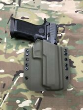 OD Green Kydex Holster for Sig P250 Full Size