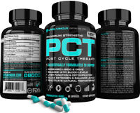 PCT by Life's Armour Best Natural PCT Test Booster Estrogen Blocker Supplement