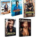 Dvd CALIFORNICATION - Stagione 1-2-3-4-5 (Box 12 Dischi)  ......NUOVO