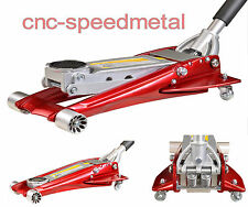 2t Aluminium Rangierwagenheber Wagenheber Racedesign floor jack nur 90mm flach
