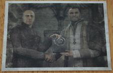 NEW Gears of War 3 Adam Fenix Reciveing HAMMER OF DAWN Award Picture PHOTO Medal