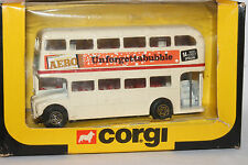 Corgi 1981 Double Deck Bus, Aero, #469, New in Box