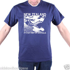 Inspired by Flight Of The Conchords T Shirt - New Zealand Travel Poster Cult TV