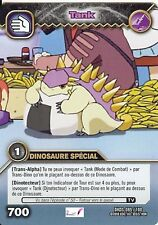 Carte Card Game DINOSAUR KING DKDS - 85 /100 TANK Dinosaure Special 700 VF