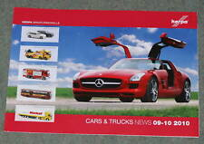 Herpa Cars & Trucks News 09-10-2010