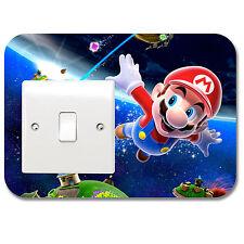 Super Mario Light Switch Vinyl Sticker Surround