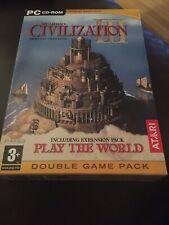 Civilization III Gold Edition (inkl. Spiel der Welt Erweiterungspaket) Sid Meier