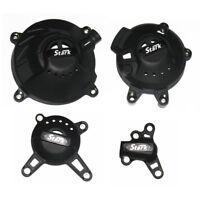 Engine Case Cover Slider / Protector Set For Yamaha MT-09, FZ-09, TRACER & SCRAM