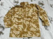 BRITISH ARMY Afghanistan ISSUE mvp GORETEX waterproof JACKET DESERT DPM DDPM L