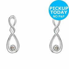 Diamond Special Occasion Costume Earrings