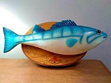 Frankie The Fish | Mountable Singing Toy | Filet O Fish | McDonalds | Gemmy Indu