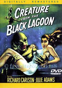 Creature from the Black Lagoon (1954) - Richard Carlson, Julie Adams(Region All)