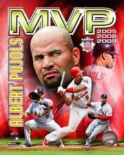 Albert Pujols St. Louis Cardinals 2009 MVP 11x14 Photo