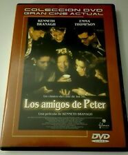LOS AMIGOS DE PETER - CINE GAY - KENNETH BRANAGH -  EMMA THOMPSON - HUGH LAURIE