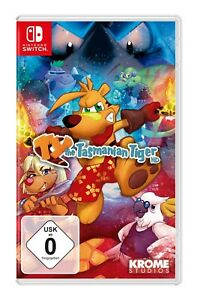 TY the Tasmanian Tiger HD (Nintendo Switch) (Neuware) -> Lieferbar ab 28.10.2021