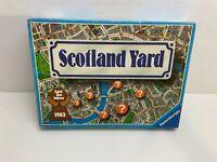 Scotland Yard von Ravensburger Spiel des Jahres 83 Brett Familie Gesellschafts