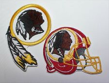 NFL Washington Redskins Embroidered  Patches Iron-on Patch FREE SHIP