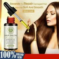 30ml Hair ReGrowth Serum Hair Care Essential Oil Treatment for Soft Hair Pure