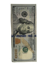 STAR NOTE $100 ULTRA RARE US BILL PAPER MONEY; $100 Bill With Star U.S. Currency