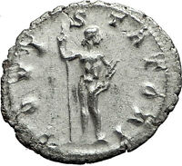 Gordian III 241AD Rome Silver Authentic  Ancient Roman Coin Zeus Jupiter i59064
