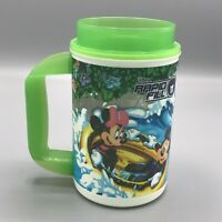 Disney Parks Rapid Fill 20oz Travel Mug Mickey Minnie Donald Pluto Whirley