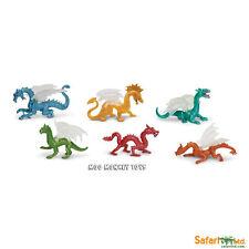 Safari, Ltd. Toobs  DRAGONS #687604 Collectible Fantasy Mythology Toy Figure NEW