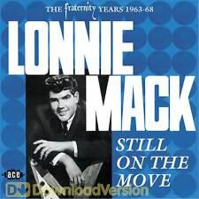 Lonnie Mack - Still On The Move (CDCHD 847)