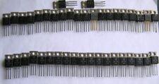 22 Transistoren TIP121, 19 Transistoren TIP126