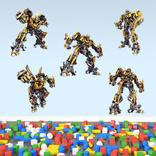 XXL Aufkleber Transformers Bee SALE Wandtattoo Kinderzimmer Sticker Geschenk