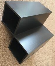 IKEA Expedit noir CD Meuble De Rangement Insert Rangement-s' adapte aussi Kallax interrompu