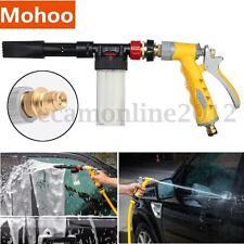 High Pressure Snow Foam Water Car Wash Spray Gun Cleaning Pipe Gun Kit 100ml