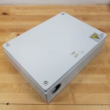Rittal KL1508 Electrical Junction Box Enclosure, 400mm X 300mm X 120MM - USED