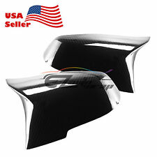 2014-2016 F20 F32 F33 Real 3K Add on M4 Style Carbon Fiber Side Mirror Covers