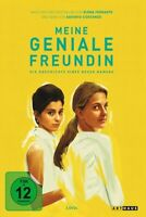 MEINE GENIALE FREUNDIN/2.STAFFEL - MAZZUCCO,MARGHERITA/GIRACE,GAIA  3 DVD NEUF