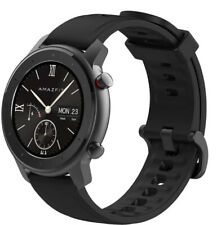 Amazfit GTR Lite 47mm Smartwatch Ceramic Bezel Waterproof AMOLED Screen