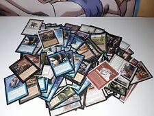 MTG Magic lot d'environ 170  cartes   version anglaise  et française