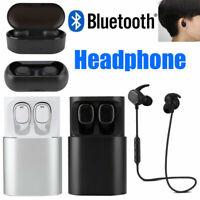 Dual Bluetooth 5.0 IPX4 Waterproof Headphone QCY T1 PRO Wireless TWS Earphone
