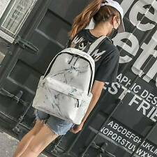 Women Waterproof Anti-theft Oxford Cloth Backpack Travel Rucksack School Bag