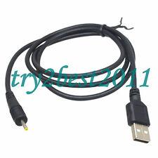 USB Power Charger Cable For AIGO N10 M88 P728 P726H M80 M80D M801 G2 G6 Tablet