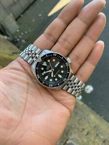 *DISCOUNT* Seiko SKX007 K all genuine diver's watch, good condition overall 009k