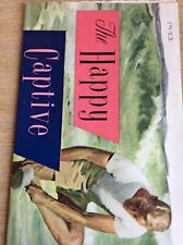 A2r Ephemera 1950s Short Story The Happy Captive Robert Blake