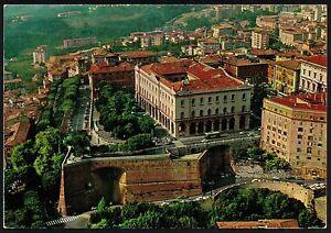 AA2389 Perugia - Città - Panorama from The Aeroplane